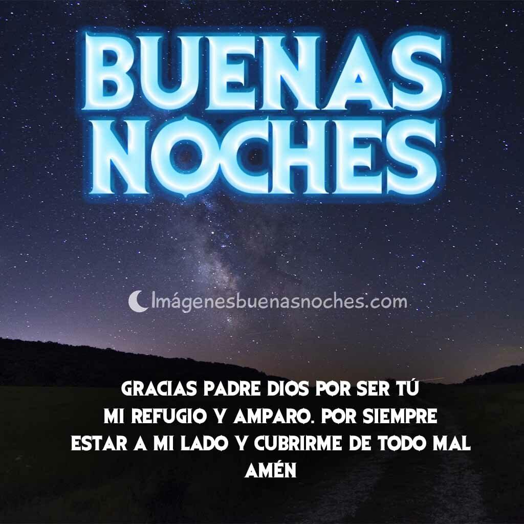 Imágenes Buenas Noches con Oraciones