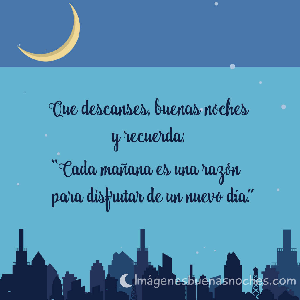 Reflexiones Buenas Noches